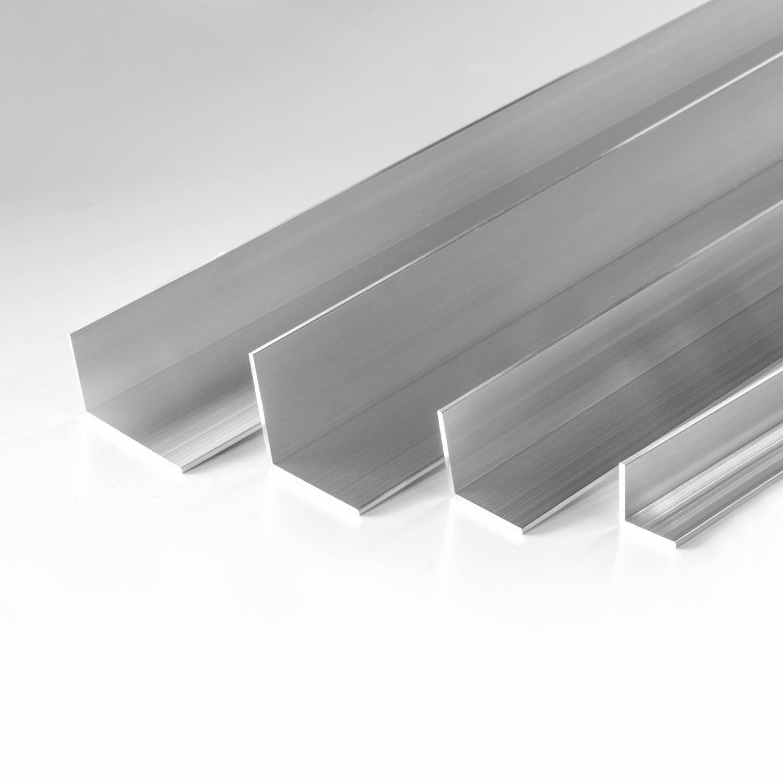 l-profil aus aluminium 30x15x2 mm (natur / blank) - profilzuschnitt24.de